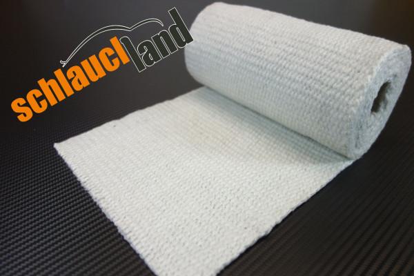 Keramik Hitzeschutzband 200mm weiss