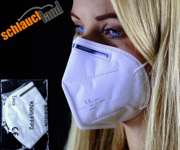 Atemschutzmaske FFP2 CE-zertifiziert