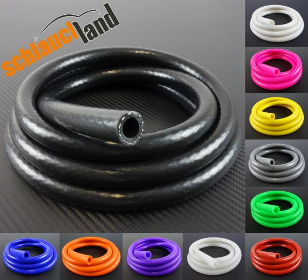 VARIO Schlauch Meterware / ID wählbar 4-51mm / viele Farben