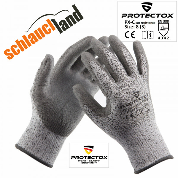Schnittschutzhandschuhe Protectox PX-C