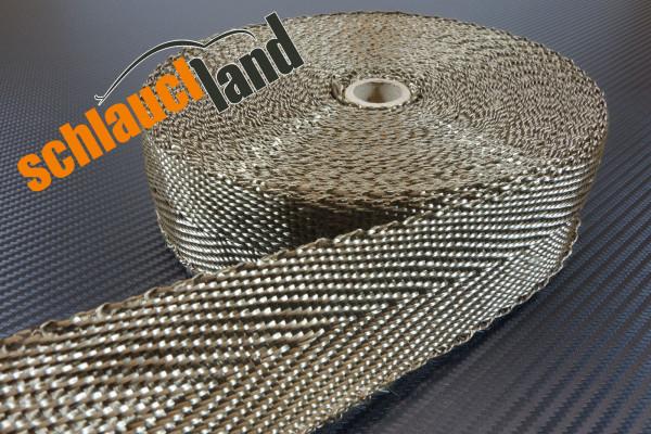 Hitzeschutzband Basalt 50mm